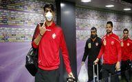 تصاویر: ماسک بازیکنان پرسپولیس سوژه شد