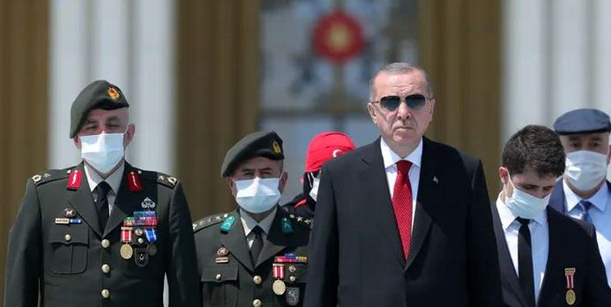 واکنش اردوغان به کودتا نافرجام ترکیه