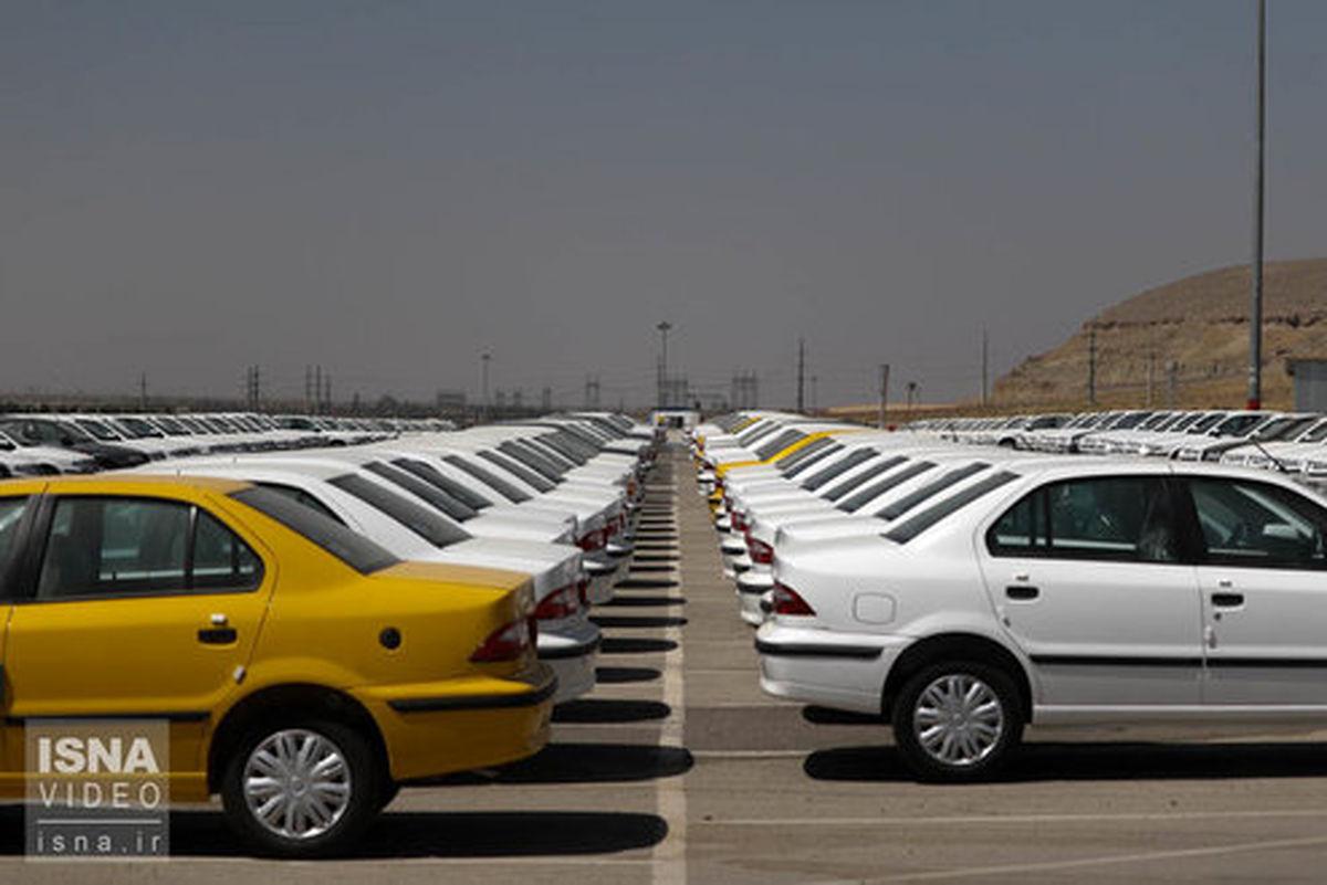 کشف یک انبار دیگر احتکار خودرو در غرب تهران