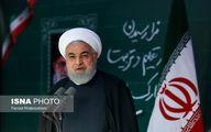 روحانی: امسال سال انضباطی دانشآموزان است چیزی شبیه پادگانها