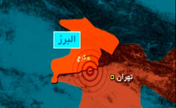 تلفات و خسارات ۲۶ زمین لرزه در تهران طی ۷ روز