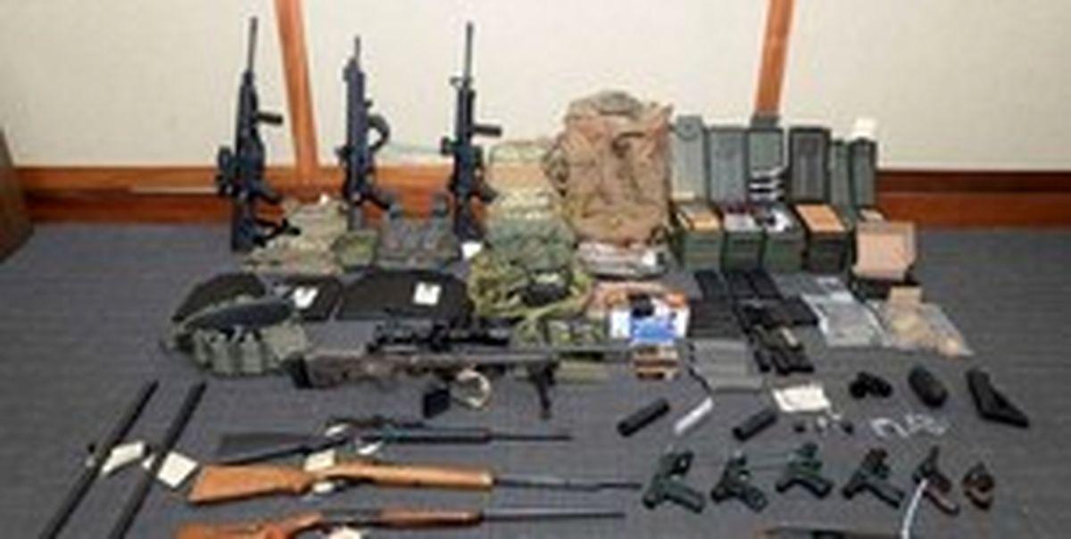 بازداشت افسر گارد ساحلی آمریکا به اتهام طرحریزی تروریستی
