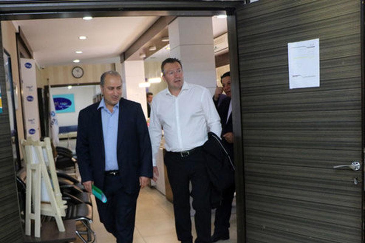 دلیل تاخیر در امضای قرارداد مارک ویلموتس با تیم ملی فوتبال ایران