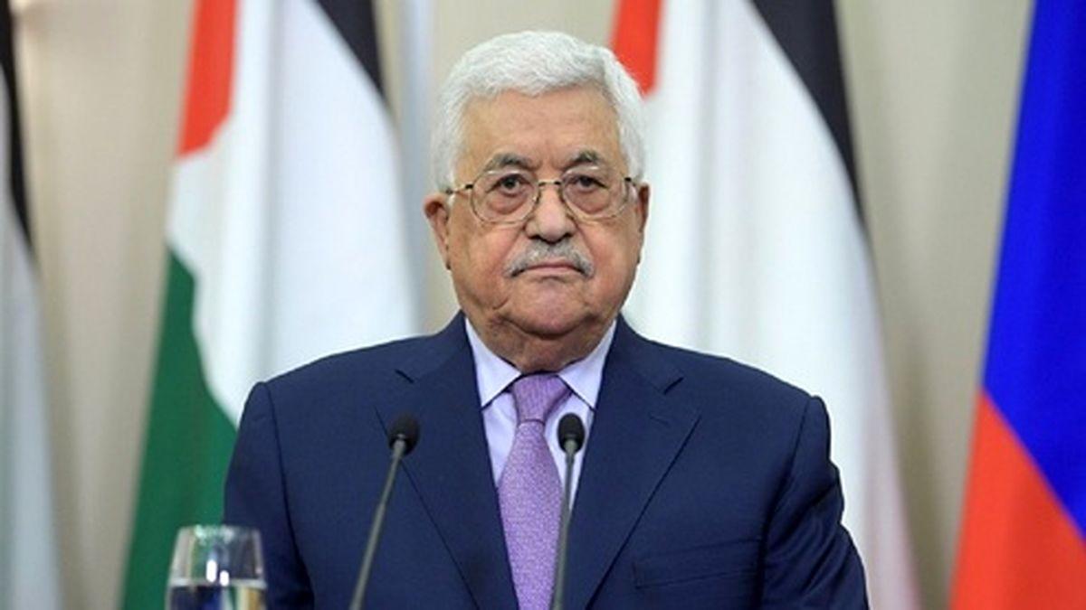 محمود عباس: امارات حق اظهارنظر از جانب فلسطین را ندارد