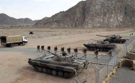 جنگ تمام عیار نظامی در مسابقه «فرمانده» +عکس