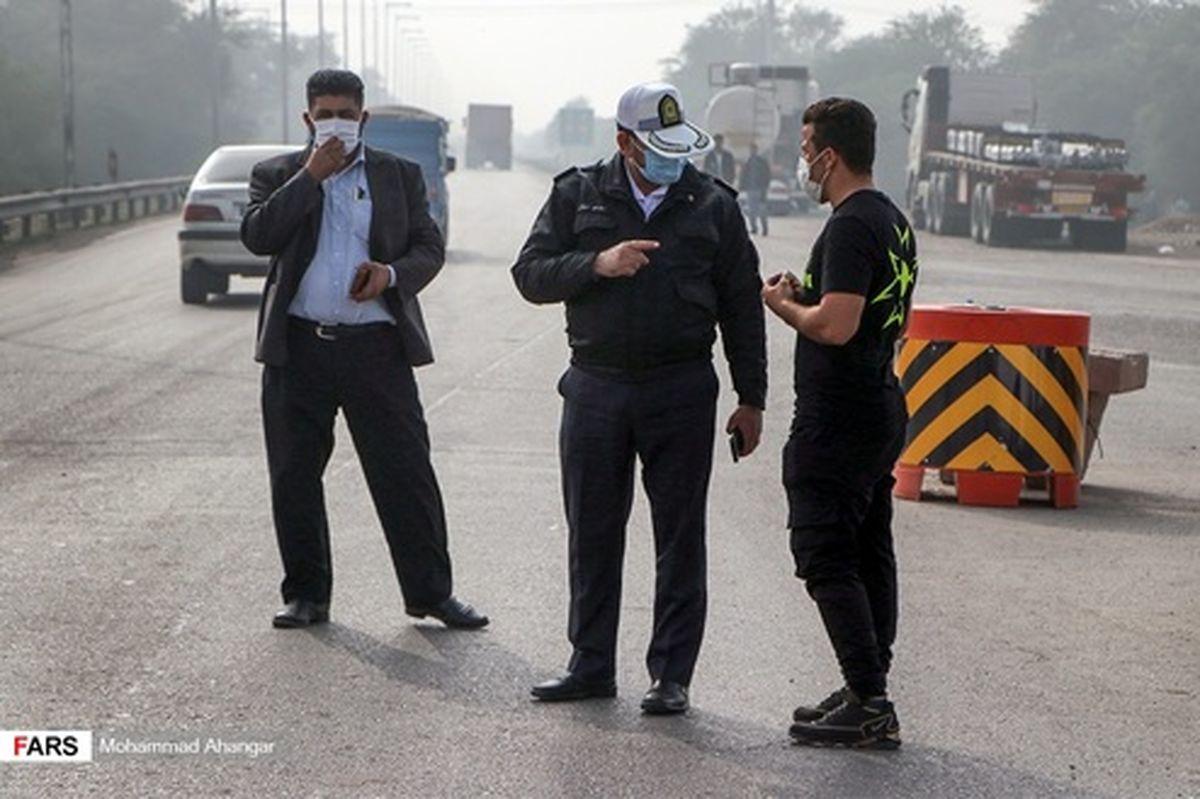 تصاویر: پلیس راه اهواز ، اندیمشک