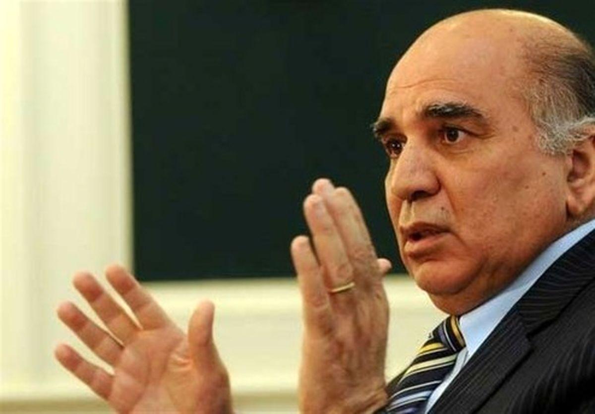 «فواد حسین» وزیر خارجه جدید عراق کیست؟