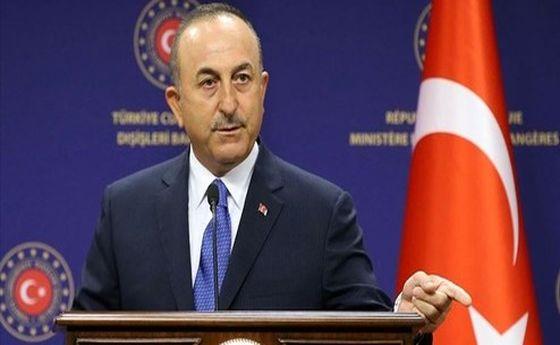 هشدار مجدد ترکیه به یونان درباره احتمال وقوع جنگ