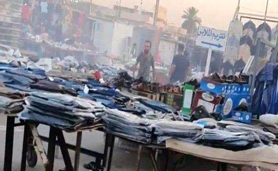جزئیات انفجار در شهرک صدر بغداد +فیلم