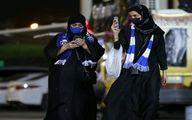 تصاویر متفاوت از استادیوم عربستان