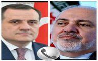 رایزنی وزرای خارجه ایران و جمهوری آذربایجان