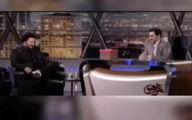 شوخی عجیب شهاب حسینی با جواد عزتی +فیلم