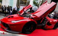 تصاویر: نمایشگاه خیابانی اتومبیلهای لوکس در تورنتو