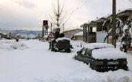 فیلم: آخرین وضعیت گیلان پس از کولاک و برف هفته گذشته!
