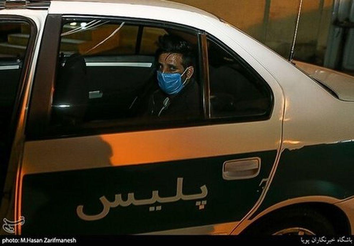 روش جالب دزدی سارق تهرانی را لو داد +عکس