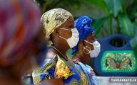 مجازات سنگین ماسک نزدن در چاد +تصاویر
