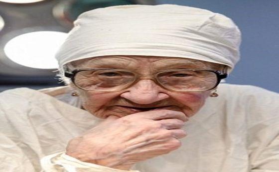 پیرترین جراح جهان یک زن خلبان است! +تصاویر