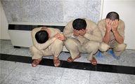سارقان مسلح به برادر خود نیز رحم نکردند +عکس