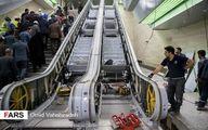افتتاح دوباره خط ۷ مترو در ایستگاه بدقولی