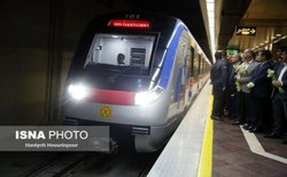 رکورد جابجایی روزانه مسافر در مترو شکست