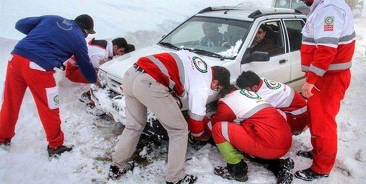 جزئیات امداد رسانی به ۱۵ استان در حوادث جوی