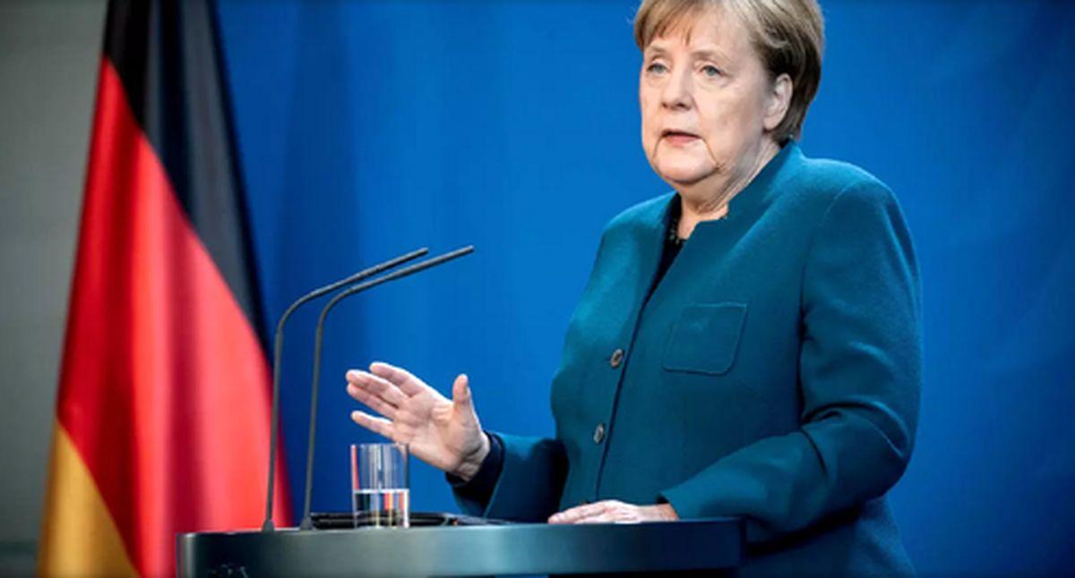 مرکل: کرونا بزرگترین چالش اتحادیه اروپا در تمام دوران است