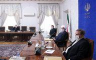 برگزاری نشست اقتصادی دولت با حضور روحانی
