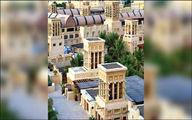 بادگیرهای ایرانی در دبی امارات! +عکس