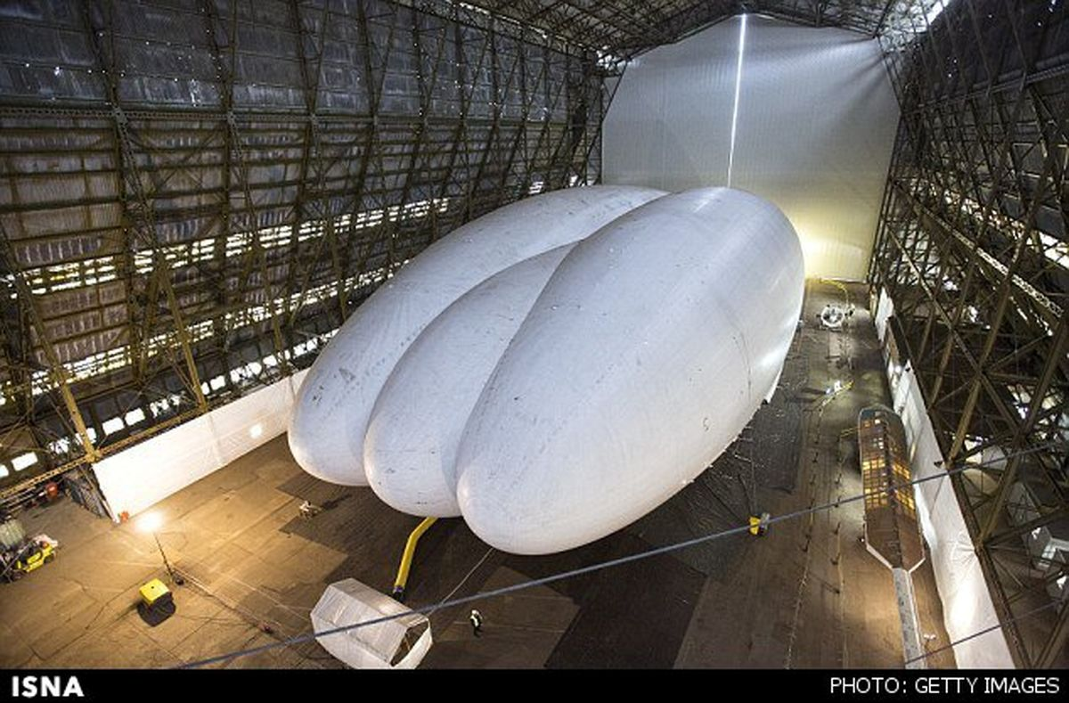 بزرگترین هواپیمای هیبریدی جهان