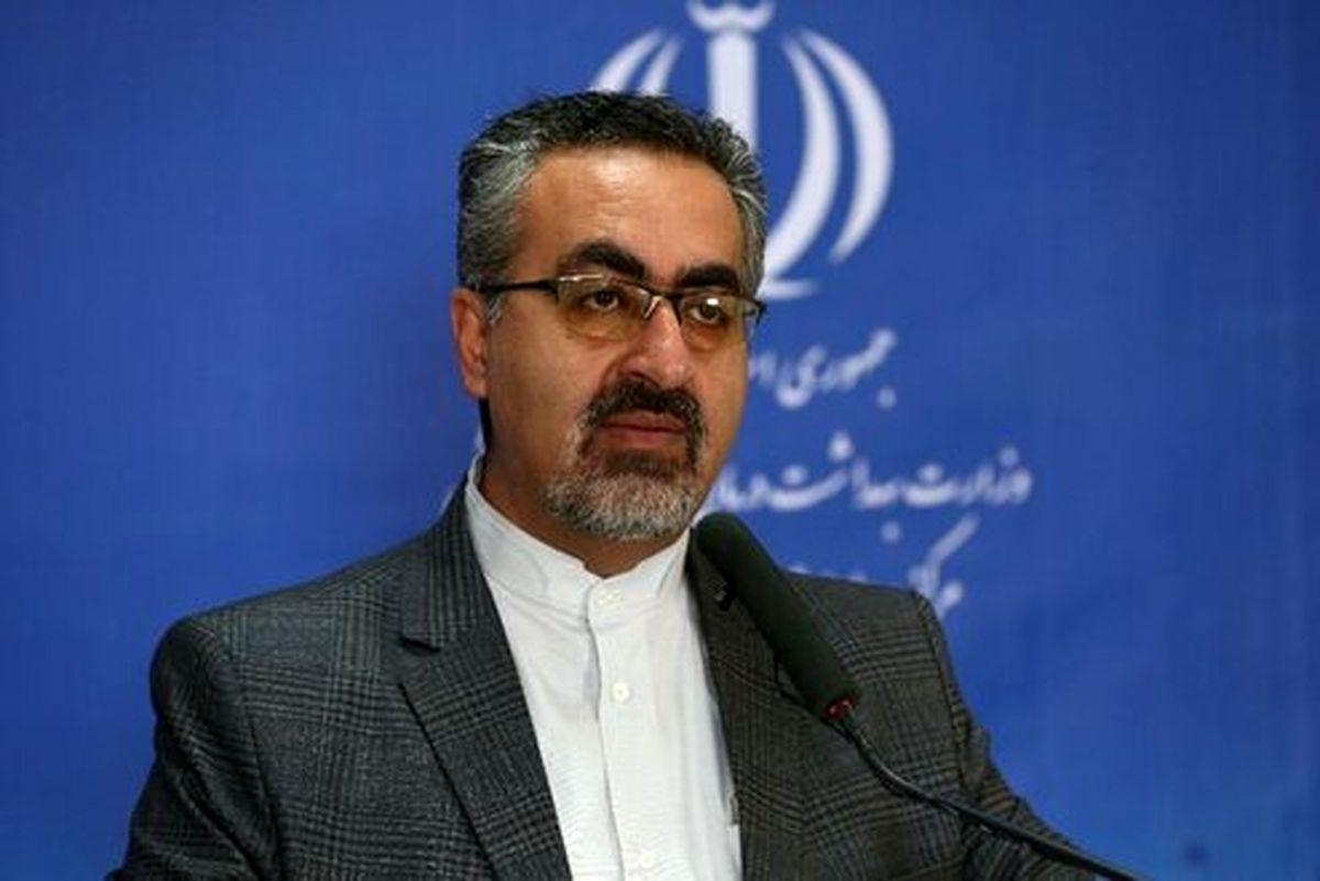 ۳۲۰۰ مبتلای جدید کرونا در ایران / کشتهها بیش از ۲۷۰۰ نفر شد