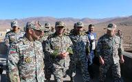 رضایت فرمانده معظم کل قوا از پدافند هوایی ارتش