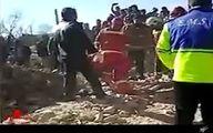 مرگ شهروند تهرانی بخاطر تخریب یک ملک