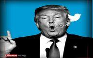 واکنش ترامپ به حذف اکانتش در توییتر