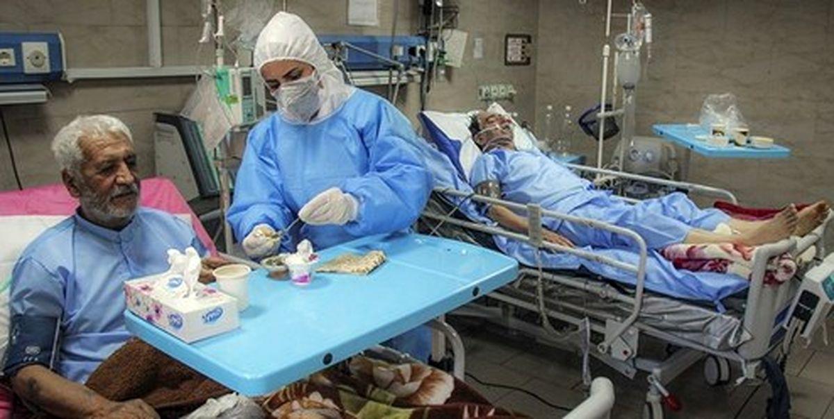 چرا آمار فوتیهای کرونا در ایران  ۳ رقمی شد؟