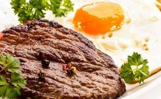 رژیم غذایی گوشت و تخم مرغ لاغری بدن گرسنگی