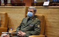 وزیر دفاع: پشتیبانی از «ناجا» مأموریت همیشگی وزارت دفاع است