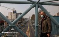 افزایش مرگهای کرونایی در هوای آلوده تهران