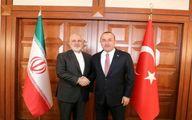 برنامه امروز ظریف در سفر به ترکیه