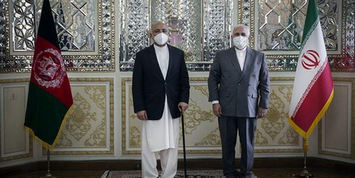 گلایه ظریف از هجمه رسانهای اخیر افغانستان علیه ایران