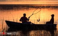 تصاویر: ماهیگیری سرگرمی مردانه