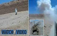 لحظه منفجر شدن کودک افغانستانی در حمله انتحاری +عکس