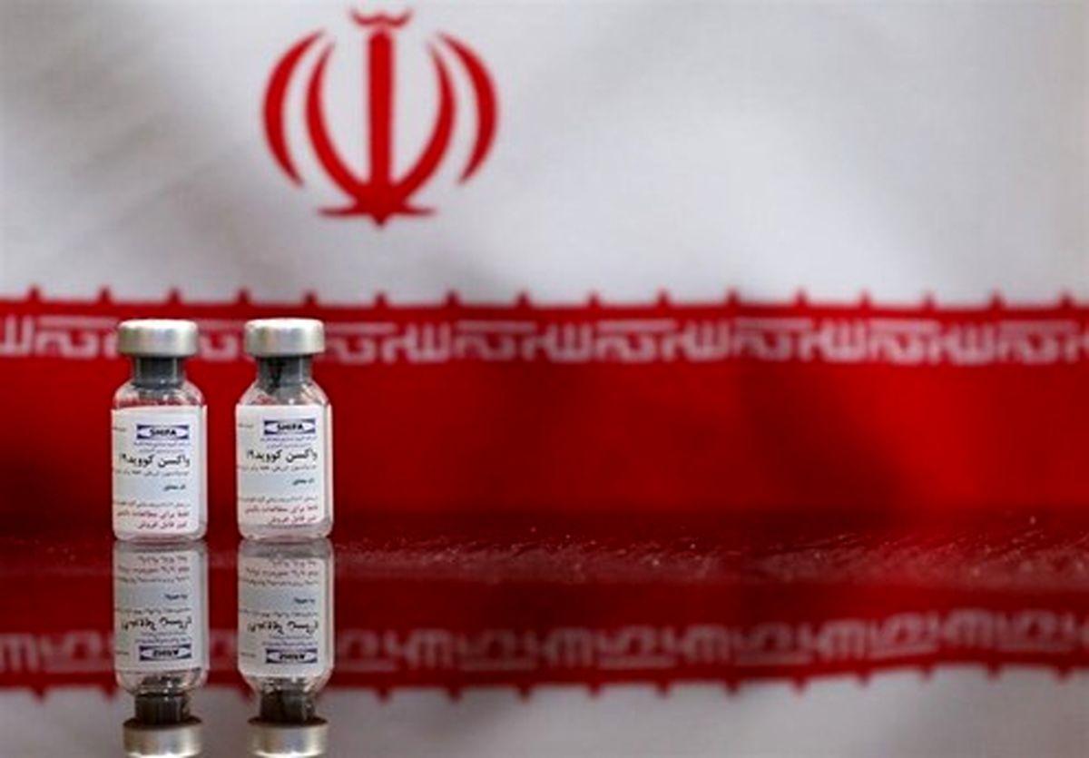 تزریق واکسن ایرانی کرونا به حدود ۵۰۰ نفر در فاز دوم