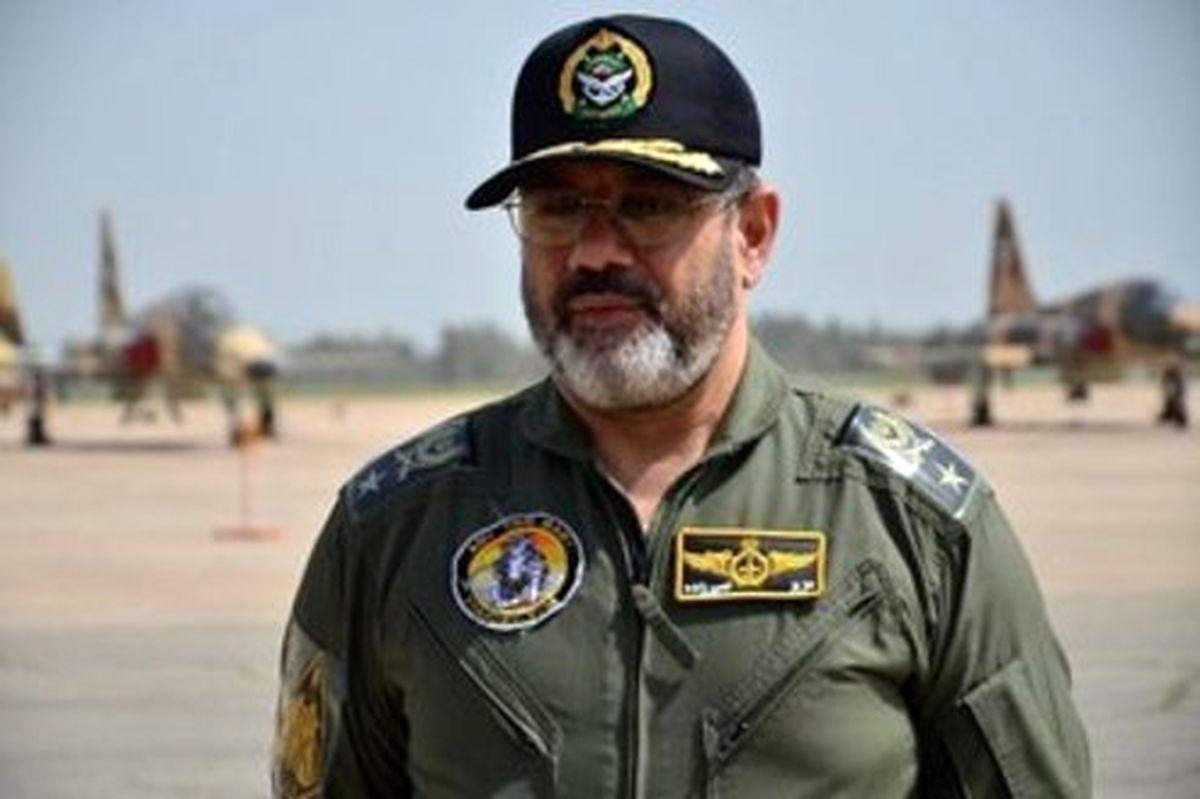 خبر امیر نصیرزاده از رونمایی پهپادهای جدید نیروی هوایی