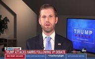ادعای پسر ترامپ درباره تقلب گسترده در نوادا