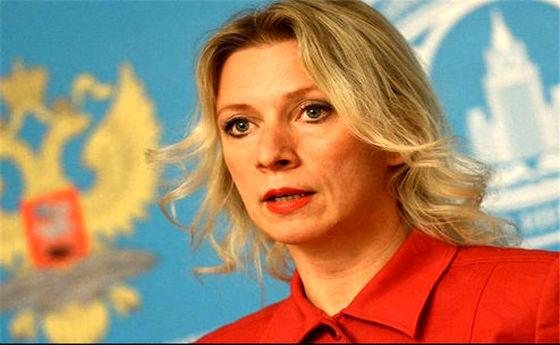 ماریا زاخارووا: مسکو از گفتگوها میان کُردها و مسئولان سوریه حمایت می کند