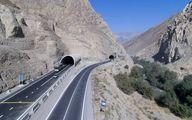 محدودیت ترافیکی در محور کندوان/ترافیک جادهها بیشتر شد