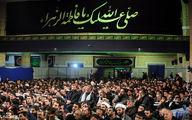 تصاویر/مراسم شب شهادت حضرت زهرا(س)در بیت رهبری