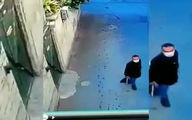 سرقت عجیب در و پنجره های آهنی خانه در روز روشن در جوادیه تهران +عکس