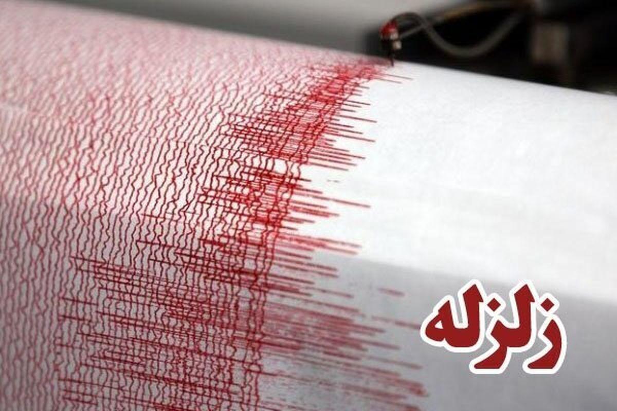 زلزله ۴ ریشتری در استان کرمان