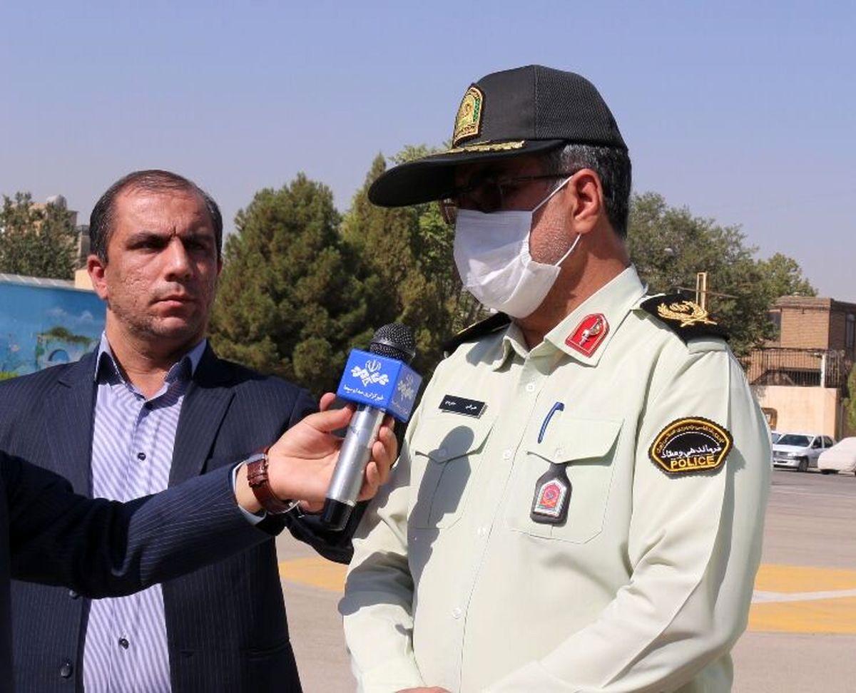 بازداشت عامل شهادت فرمانده «کوروش حاجیمرادی» در دنیزلی
